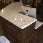 custom concrete countertops Salt Lake City