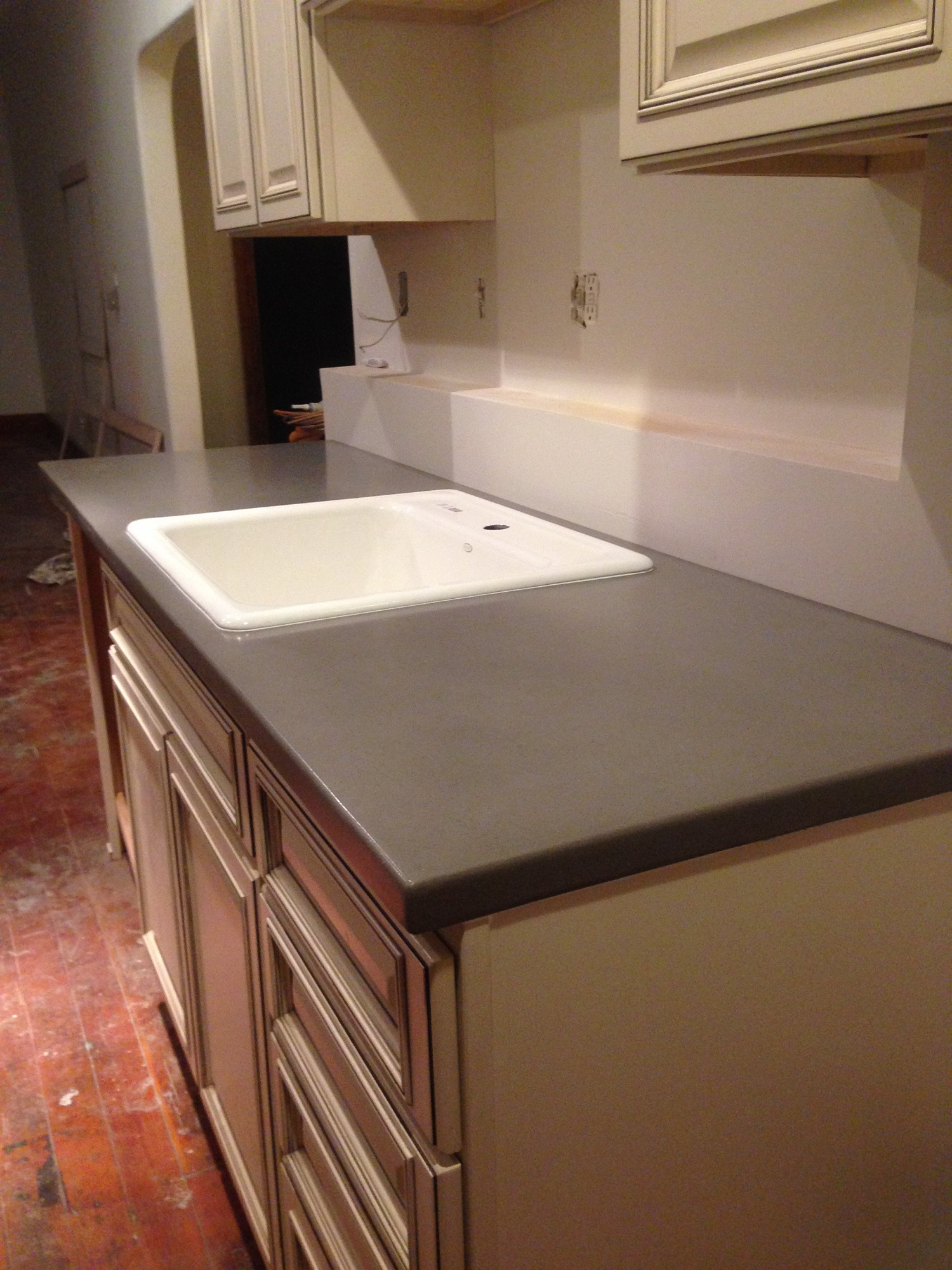 decorative img countertop va of polished concrete virginia countertops