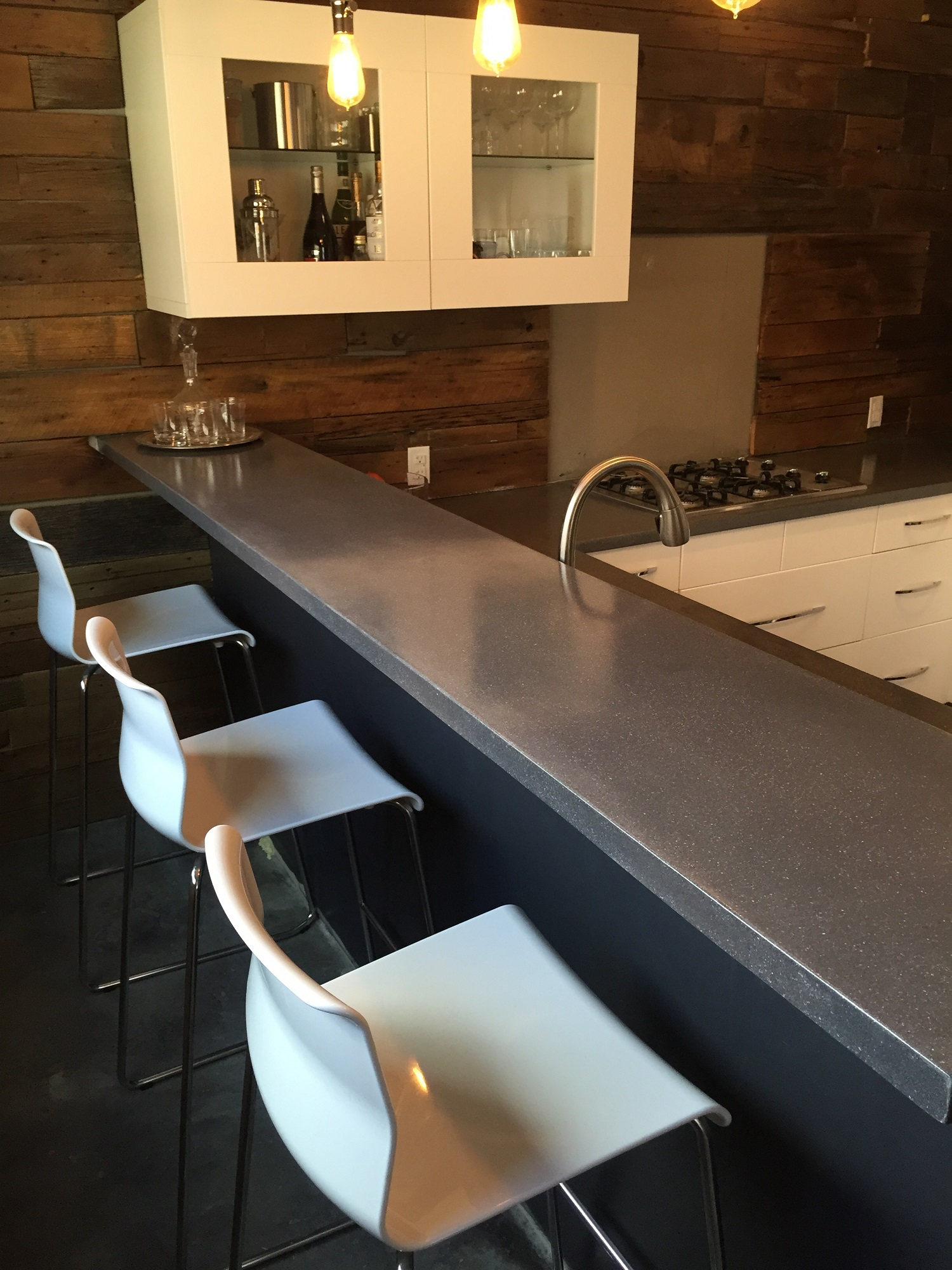 Bon Custom Concrete Countertops Salt Lake City